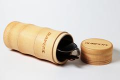Чехол-кейс Bumpers Bamboo Panda Bottle