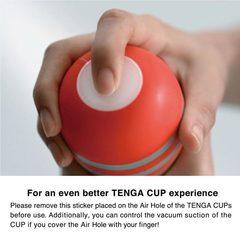 Мужской мастурбатор TENGA Rolling Head CUP