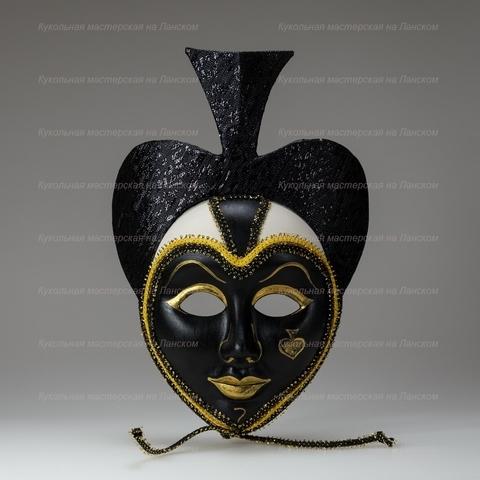Пики - интерьерная маска