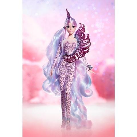Барби Мифическая Муза Единорог