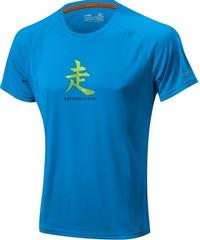 Футболка беговая Mizuno Drylite Run Tee мужская