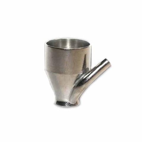 Бачок металл 7мл для Paasche H, нижняя подача