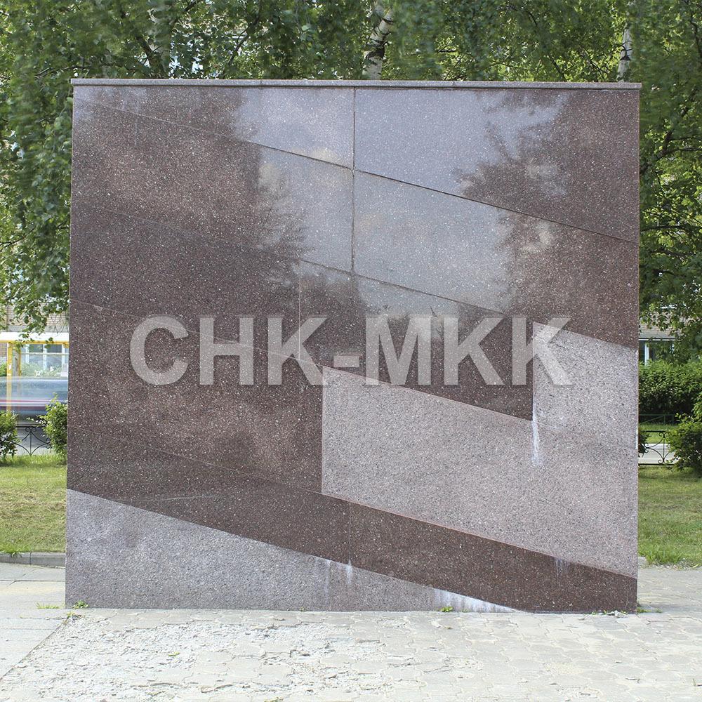 Памятник Рабочему-Строителю в г.Долгопрудный