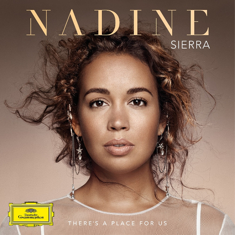 Nadine Sierra / There's A Place For Us (CD)