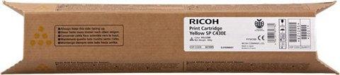 Тонер-картридж Ricoh SPC430E жёлтый (821205)
