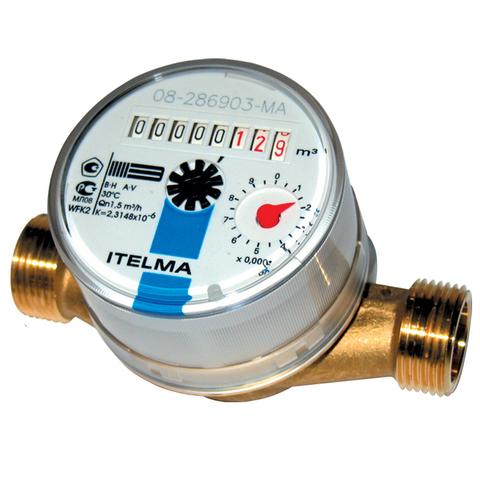 Счетчик для холодной воды ITELMA WFK 20.D110