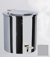 Ведро для мусора с педалью и крышкой Windisch 89100SNI