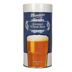 Солодовый экстракт Muntons Wheat Beer (1,8 кг.)