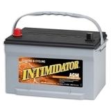 Аккумулятор Deka INTIMIDATOR 9A65  ( 12V 75Ah / 12В 75Ач ) - фотография