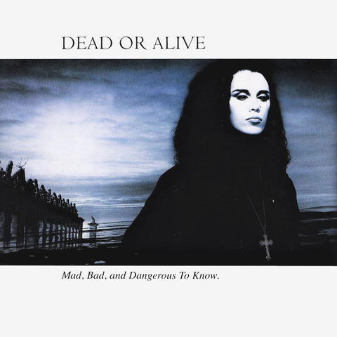 Dead Or Alive ‎/ Mad, Bad And Dangerous To Know (LP)