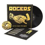 Rogers / Mittelfinger Fur Immer (LP+CD)