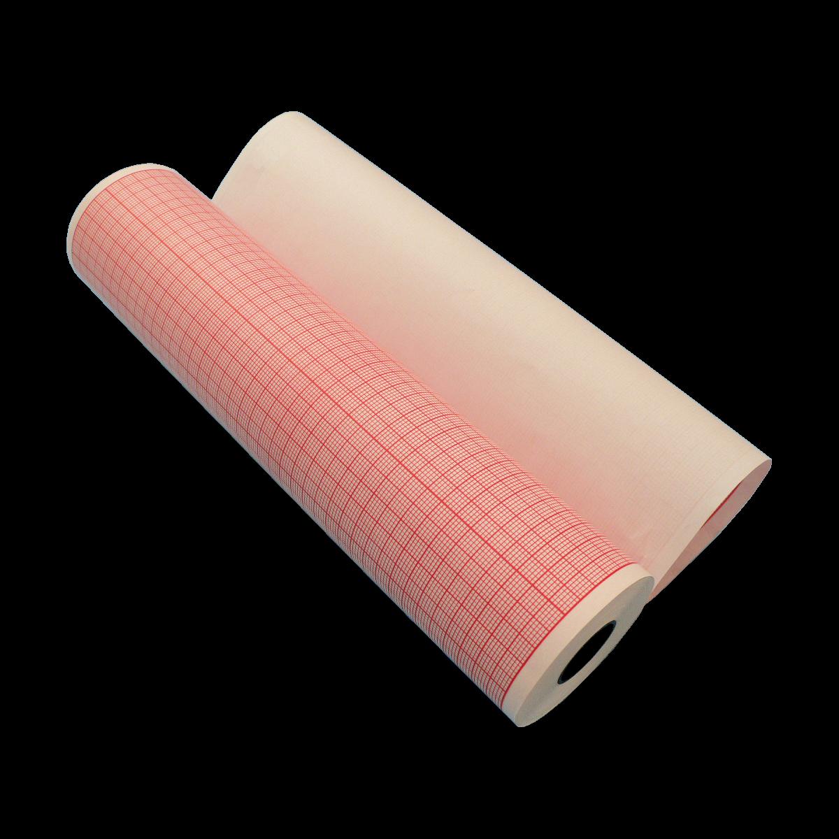 210х30х18, бумага ЭКГ для Fucuda, Nihon Kohden, Sensitec, Dixion, Medinova, реестр 4063/1
