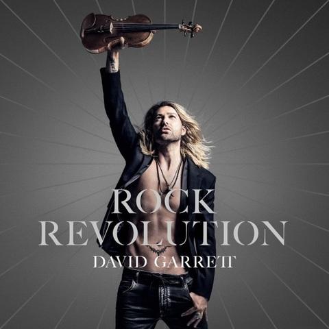 David Garrett / Rock Revolution (CD)