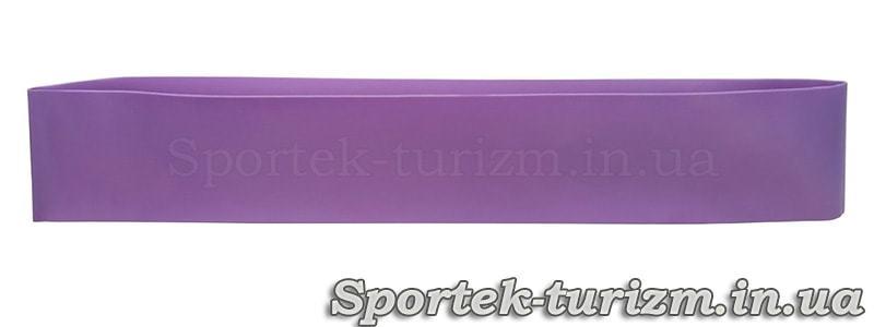 Лента сопротивления Loop Bands LB-001-V фиолетовая, нагрузка ниже среднего (600x50x0,9 мм)