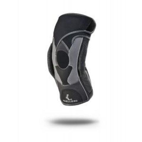 59112 Hg80 Premium Knee Brace, Sizes -  MD  in plastic bag , бандаж на колено,  усиленный пружинными вставками с регулируемыми липучками Hg80 Премиум
