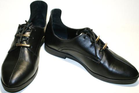 Туфли женские кожаные EFA.ua