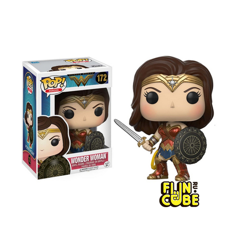 Funko Wonder Woman (No.172)