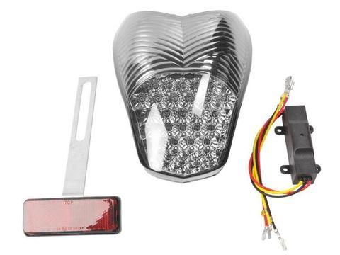 Задний фонарь LED BMW K1200S/R/R1200R затемненный