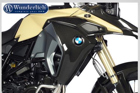 Боковой обтекатель (левосторонний) BMW F800GSA карбон