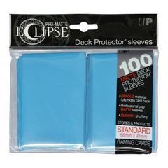 Ultra Pro - Небесно - голубые матовые протекторы PRO-Matte Eclipse 100 штук