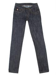 5545 джинсы женские, синие