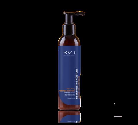 KV-1 Несмываемый крем-филлер с маслом семян кунжута и гиалуроновой кислотой Hair Lifting Fiber Prestige Moisture