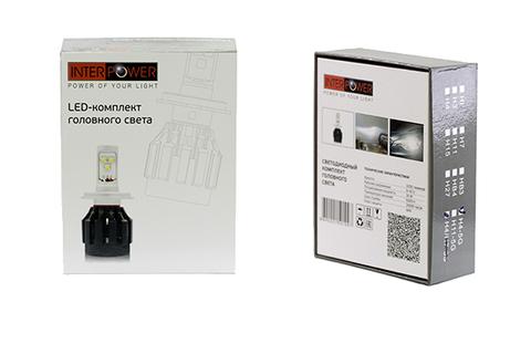 Светодиодные лампы INTERPOWER H11 CREE 5G FLEX 30 W (белый свет)