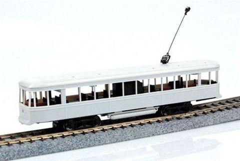 Bachmann 84601 Трамвай. Оборудован декодером DCC (не окрашен), НО
