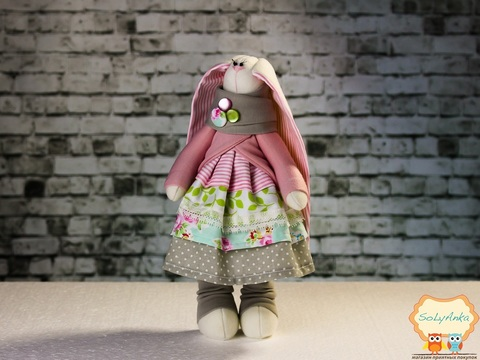 Зайка Марта. La Petite Lapin