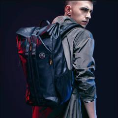 Рюкзак-торба Tangcool 8041 тёмный камуфляж