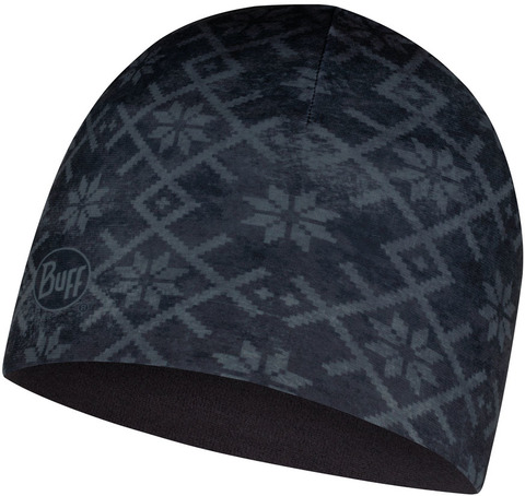 Тонкая флисовая шапочка Buff Hat Polar Microfiber Latvi Sea