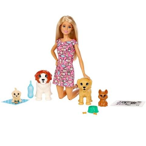 Барби Игровой Набор Заботимся о Собаках