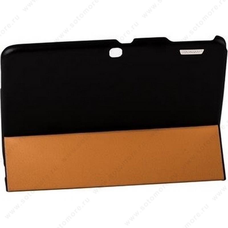 Чехол-книжка Jisoncase Executive для Samsung Galaxy Tab 3 10.1 P5200/ P5210 черный JS-S52-03H10