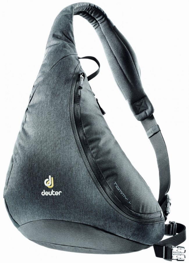 Городские рюкзаки Deuter Рюкзак с одной лямкой Deuter Tommy L deuter-tommy-l-dresscode-black-30.jpg
