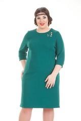 Платье Триана зеленый