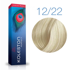 Wella Professional KOLESTON PERFECT 12/22 (Специальный блонд интенсивный матовый) - Краска для волос
