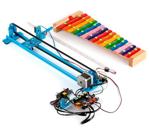 Робот-конструктор Makeblock Music Robot Kit V2.0 (музыкальный набор) 90010
