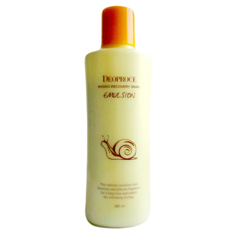 DEOPROCE Hydro Recovery Snail Emulsion