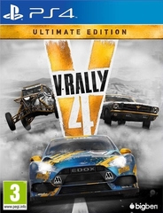 Sony PS4 V-Rally 4 Ultimate edition (русские субтитры)