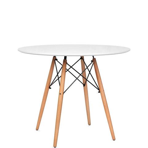 Стол Eames DSW, Ø90 см