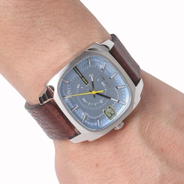 Часы diesel считаются не только стильным аксессуаром, успешно формирующим образ успешного молодого человека, но также и отличным способом самовыражения.