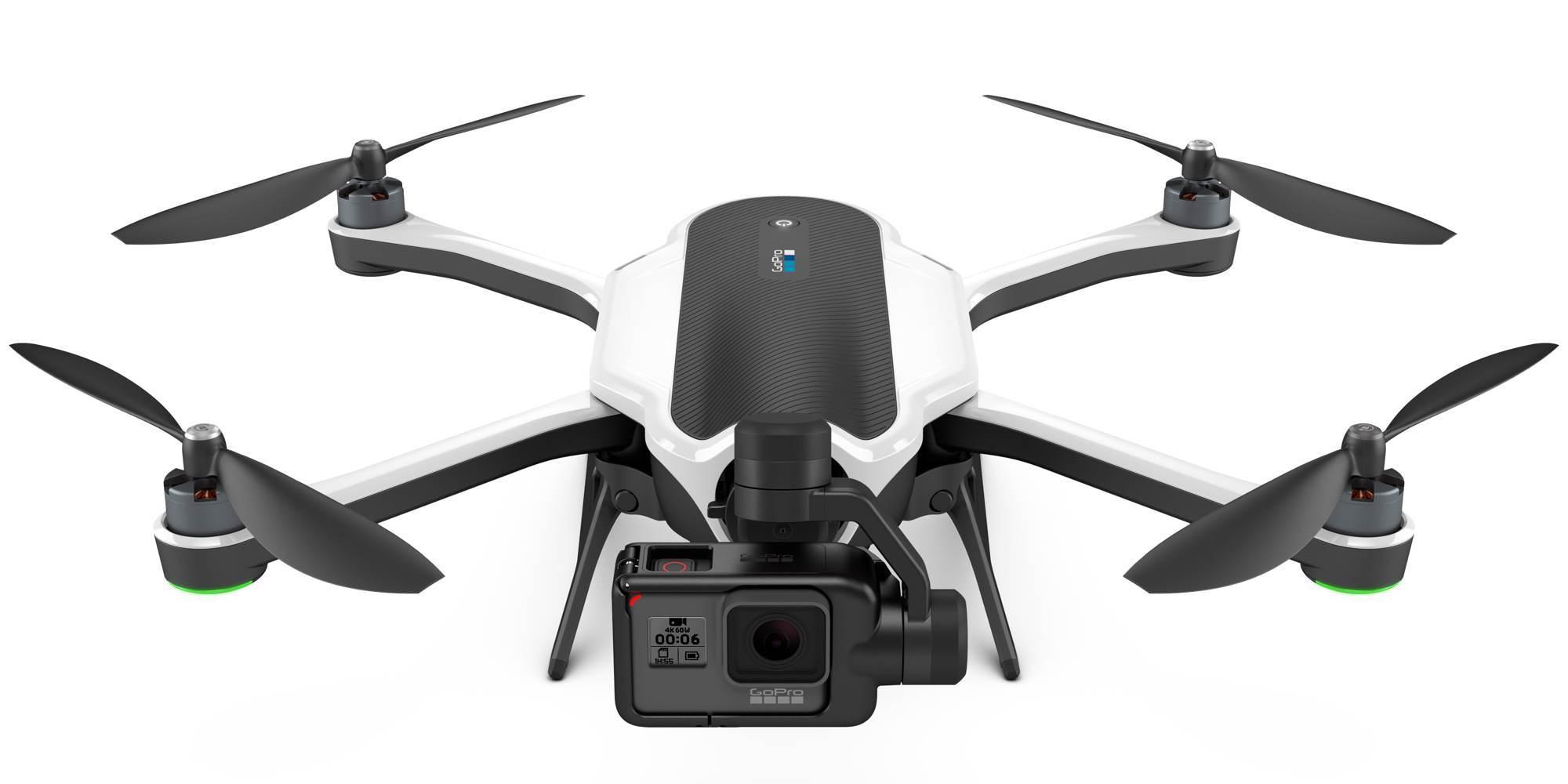 Квадрокоптер GoPro Karma + камера HERO6 Black (QKWXX-601-EU)