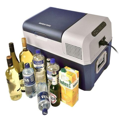 Компрессорный автохолодильник Mobicool FR34 (12V/24V/220V, 31л)