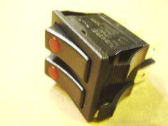 Выключатель 2-клавишный с подсветкой Термекс JET (66450)