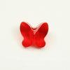 5754 Бусина в виде бабочки Сваровски Light Siam 8 мм