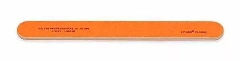 ZINGER Пилка-наждак EJ-504 ярко-оранжевый 120/180