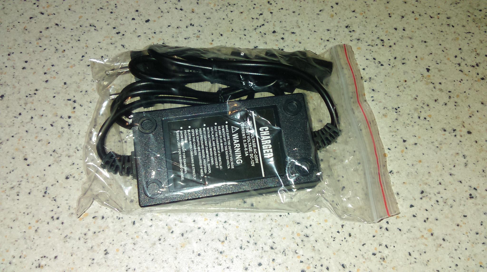 Зарядное устройство для опрыскивателя ОЭ-10л-Н, ОЭ-12,5л-Н
