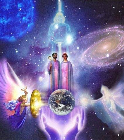 № 19. Девятнадцатая Матрица. Первый Творец Мироздания.