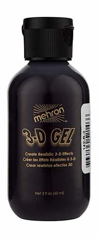 MEHRON 3-D Gel Blood Red Squeeze Bottle (цвет крови), 60 мл
