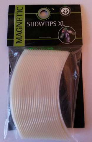Show Tips XL Natural (25 шт)